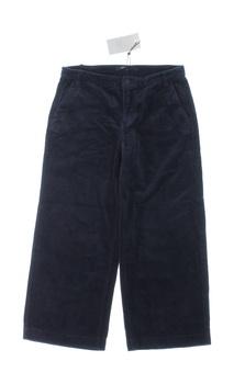 Dámské kalhoty Only manžestrové modré
