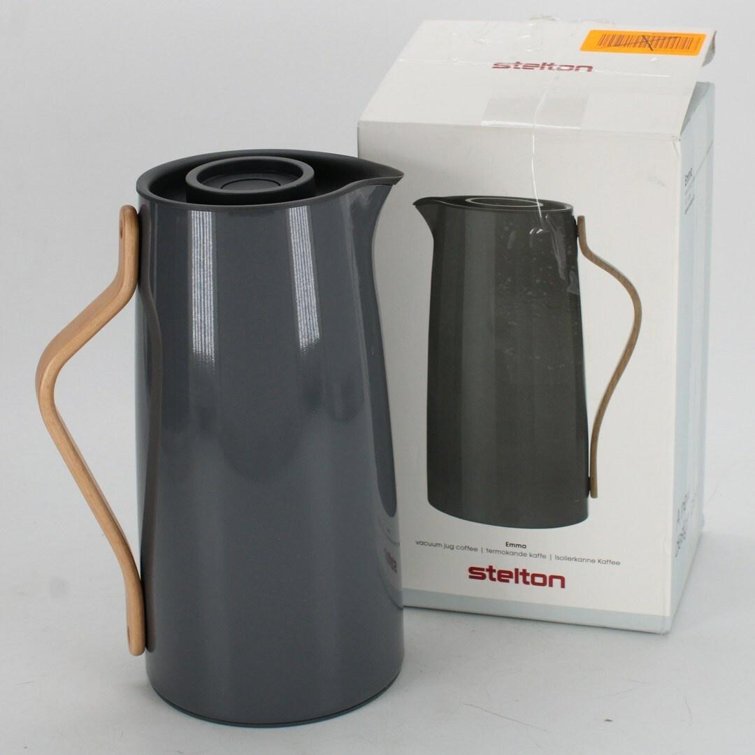 Termoska Stelton Emma šedá 1,2 l
