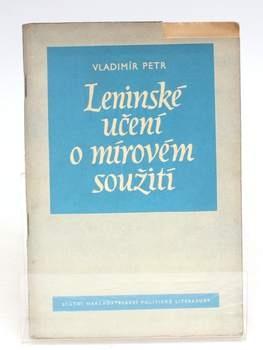 V. Petr: Leninské učení o mírovém soužití