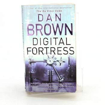 Kniha Dan Brown - Digital Fortress