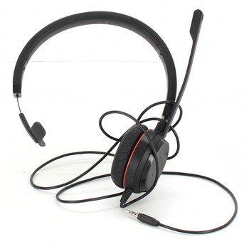 Sluchátko s mikrofonem Jabra Evolve 30 II HS