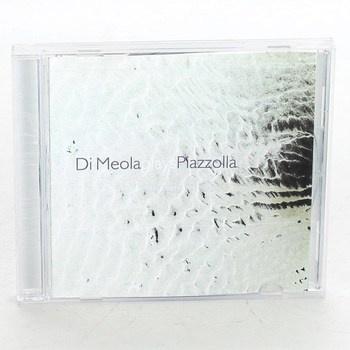 Hudební CD di meola plays piazzolla