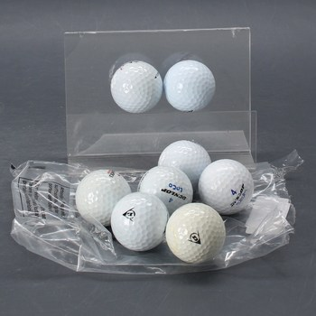 Golfové míčky značky Dunlop