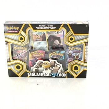 Sběratelské karty Pokémon Melmetal-GX 820650803819