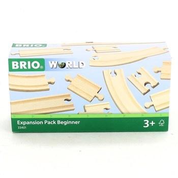 Dřevěné kolejnice Brio 33401 rozšíření