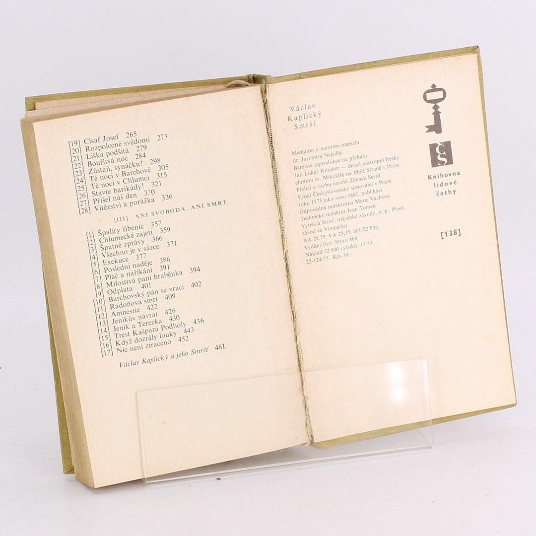 Katalog Smršť