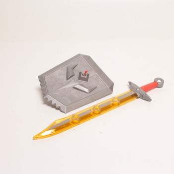 Meč a štít Simba 108042241 plastový