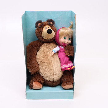 Figurky Simba Masha set Máša a medvěd 2 ks