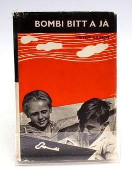 Kniha Fritiof Nilsson: Bombi Bitt a já