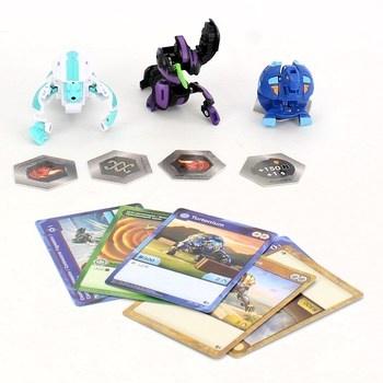 Hra s transformujícími bytostmi Bakugan