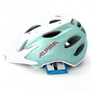 Cyklistická přilba Alpina CarapaxJr. 51 - 56