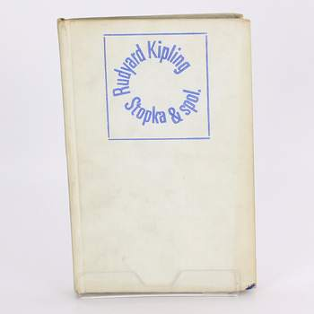 Biografie Stopka & spol. Rudyard Kipling