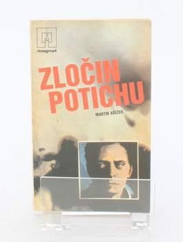Kniha Martin Křížek: Zločin potichu