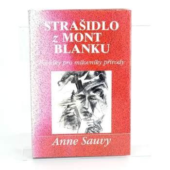 Kniha Strašidlo z Mont Blanku Anne Sauvy