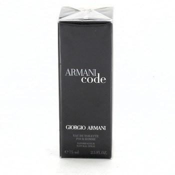 Pánský parfém Giorgio Armani Armani code