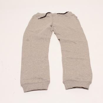 Dětské tepláky Name it šedivé 122 cm
