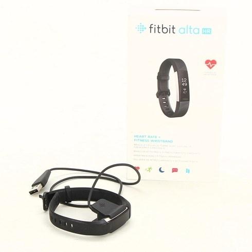 Fitness náramek Fitbit Alta HR Black
