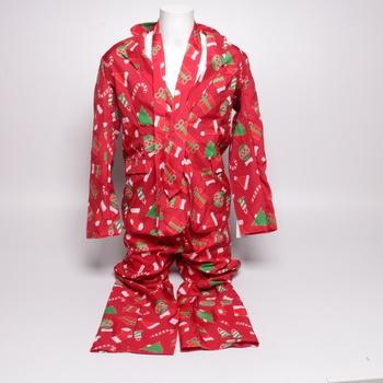 Vánoční oblek s kravatou Offstream