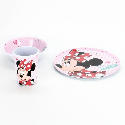 Jídelní sada Stor Disney Minnie Mouse