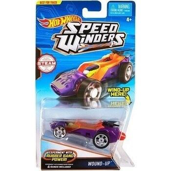 Autíčko Mattel Hot Wheels Wound-Up