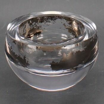 Dekorační miska LSA international, sklo,15cm