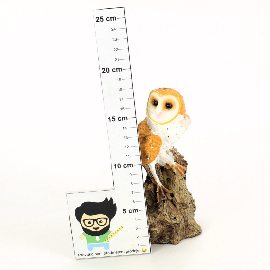 Figurka Tierfiguren COR 443 Sova pálená