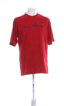 Pánské tričko Nautica s potiskem