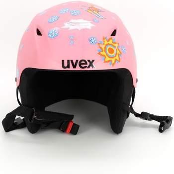 Dětská helma Uvex růžová