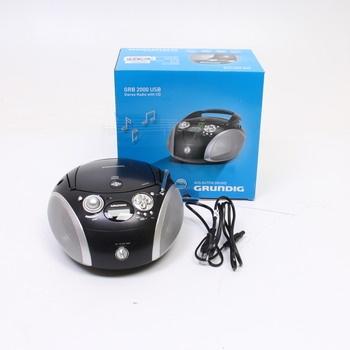 Stereofonní přehrávač Grundig BRG 2000 USB