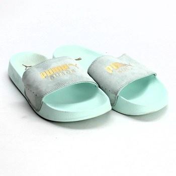 Dámské pantofle Puma Suede