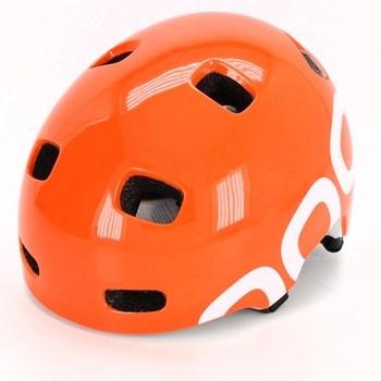 Dětská helma Poc 10565 oranžová