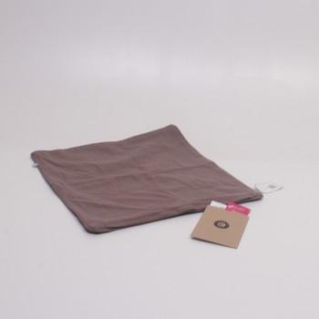 Povlak na polštář Dutch Decor hnědý 50x50