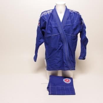 Kimono BOA BJJ GI Brazilian modré