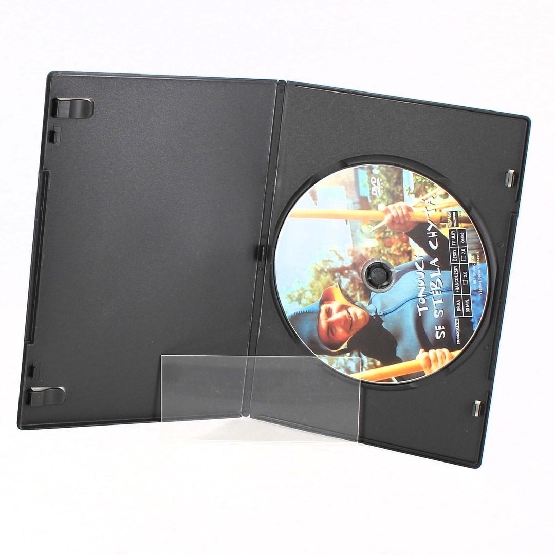 DVD Tonoucí se stébla chytá