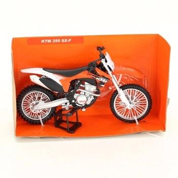 Model motorky KTM 350 SX-F