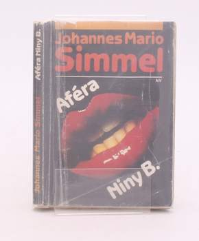 Kniha Johannes Mario Simmel: Aféra Niny B.