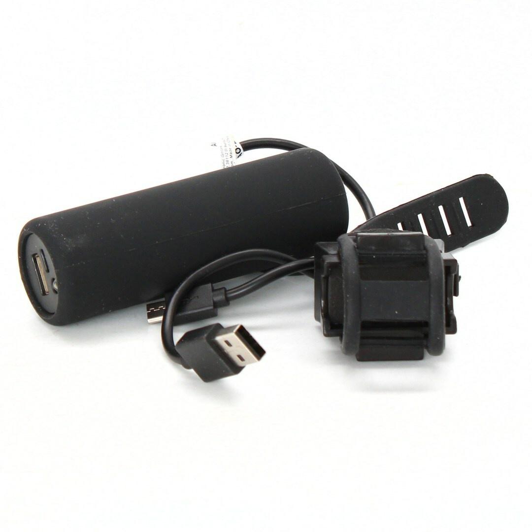 Bezdrátová powerbanka Goobay 5.0 s kabelem