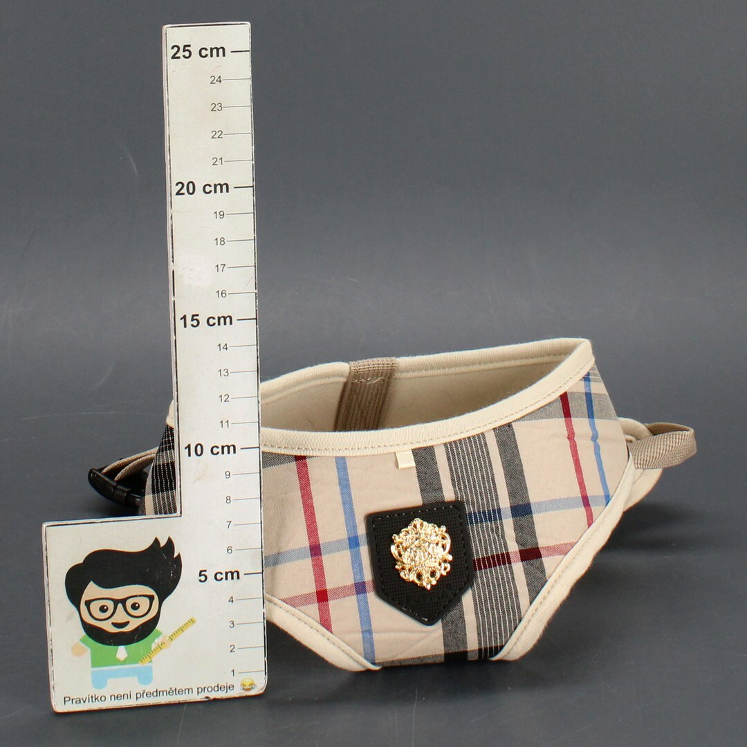 Postroj pro psa Puppia PAMA-AC978-BE-L
