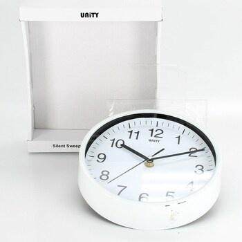 Upínací nástěnné hodiny Unity