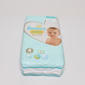Dětské pleny Pampers premium protection 4