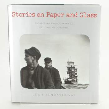 Kniha Stories on Paper and Glas Leah Bendavid-val