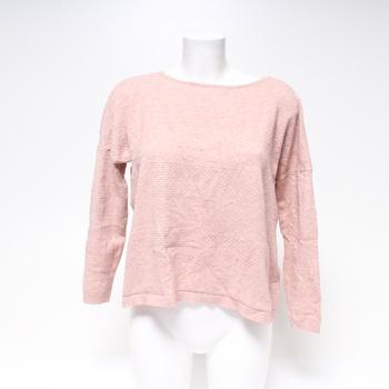 Dámský svetřík Only 15159016 růžový M