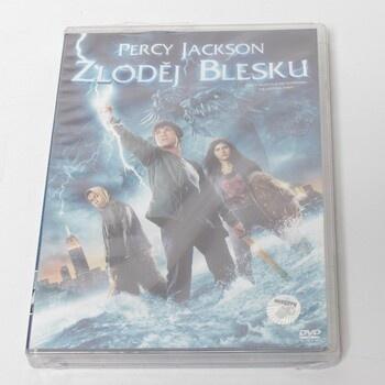 DVD film Percy Jackson: Zloděj blesku