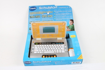 Dětský laptop E Vtech žlutý