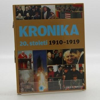 Kolektiv autorů: Kronika 20. století 2.: 1910–1919