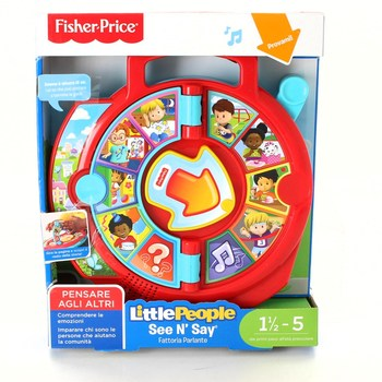 Zvuková hračka Fisher-Price Little People