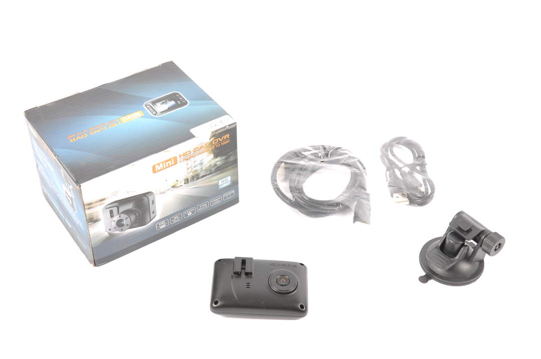 Kamera do auta Black Box DVR Full HD