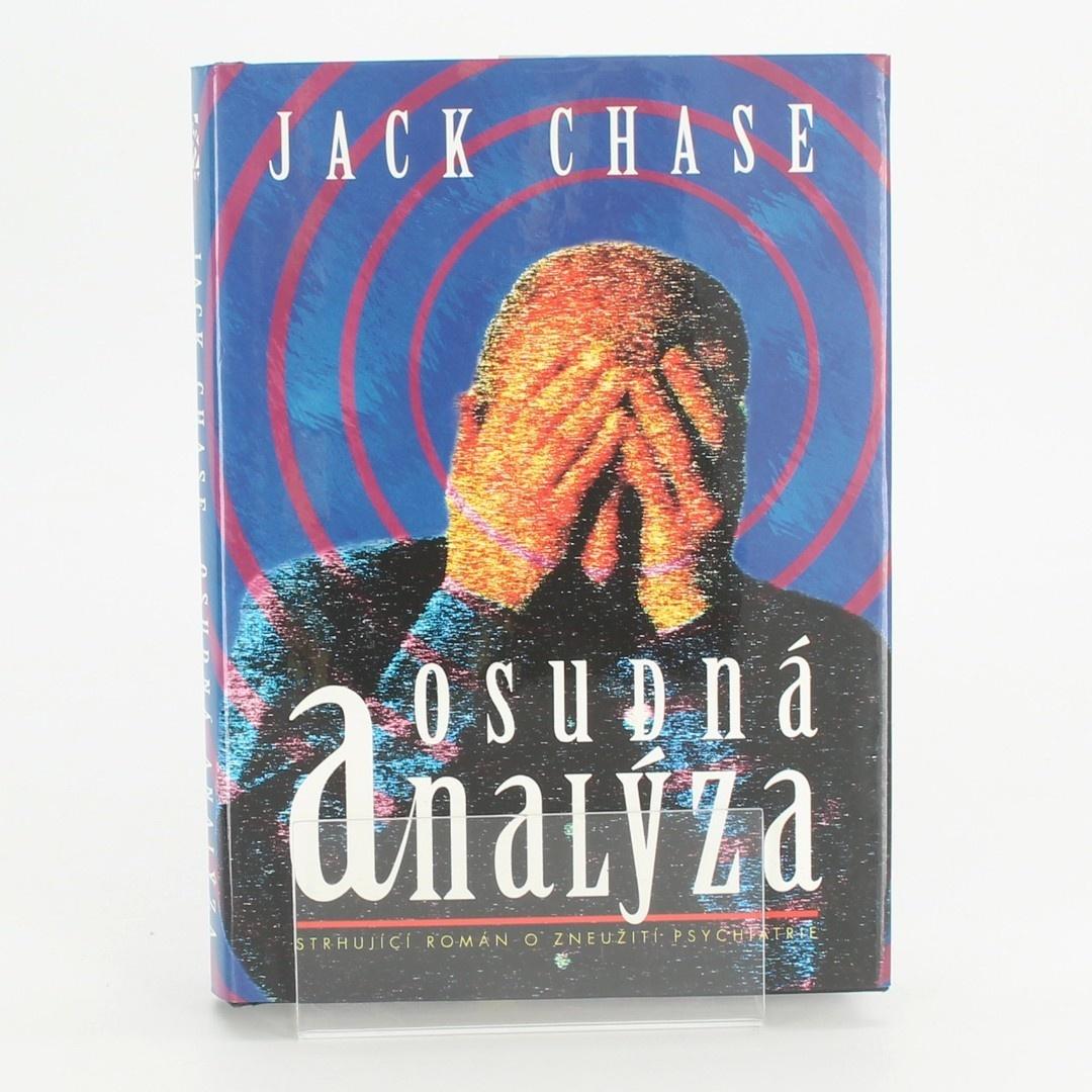 Kniha Osudná analýza Jack Chase