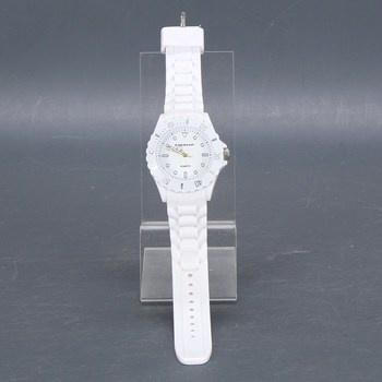 Dámské hodinky Dunlop bílé