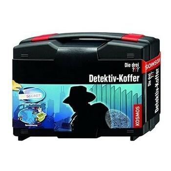 Detektiv kufr Kosmos Die Drei???